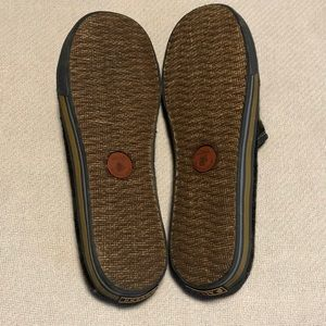Acorn Shoes - Acorn Crossroads Camo Mule Slip on Shoe Slipper